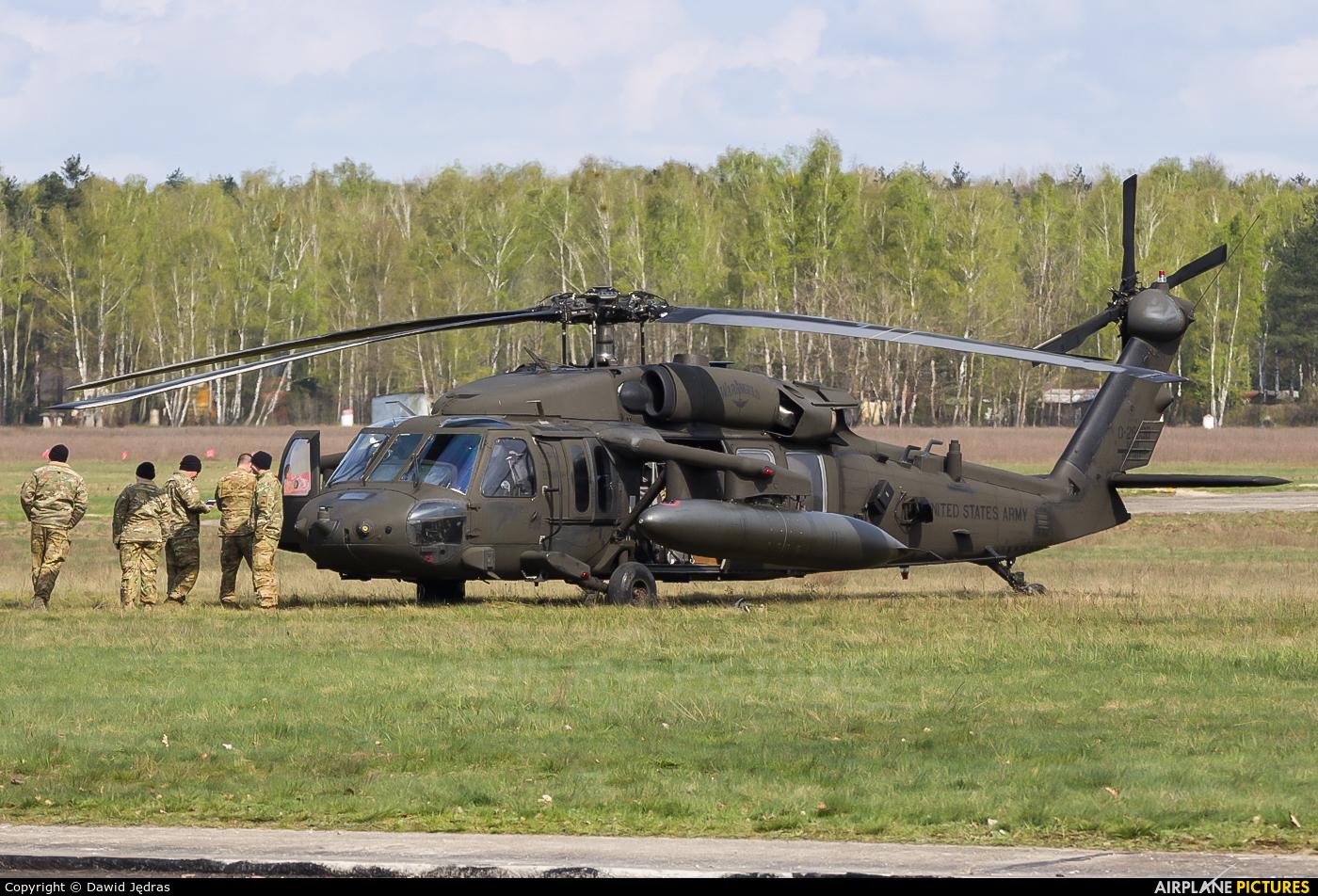 USA - Army 95-26638 aircraft at Warsaw - Babice