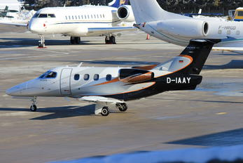 D-IAAY - Arcus Air Embraer EMB-500 Phenom 100