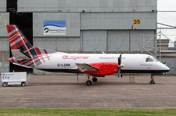 G-LGNN - Loganair SAAB 340