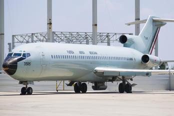 3505 - Mexico - Air Force Boeing 727-200 (Adv)