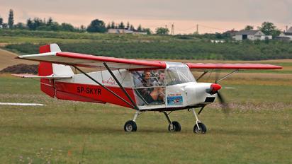 SP-SKYR - Private Skyranger 912S