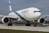 #3 El Al Israel Airlines Boeing 777-200ER 4X-ECB taken by Adam Matuszkiewicz