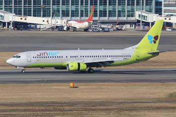 HL7567 - Jin Air Boeing 737-800