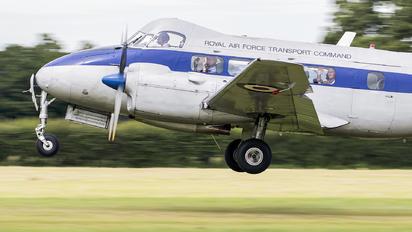G-DHDV - Air Atlantique de Havilland DH.104 Dove