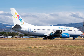 C6-BFD - Bahamasair Boeing 737-500