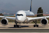 #2 Singapore Airlines Airbus A350-900 9V-SML taken by Nico Berger
