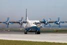 Ruby Star An-12 visits Katowice