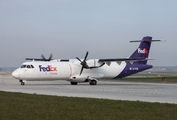 EI-FXK - FedEx Feeder ATR 72 (all models) aircraft