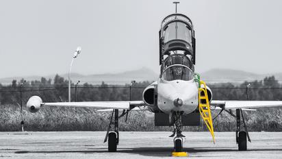 AE.9-001 - Spain - Air Force CASA-Northrop  SF-5B(M) Freedom Fighter