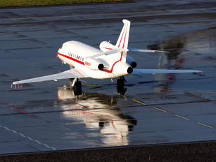 N889H - Private Dassault Falcon 900 series