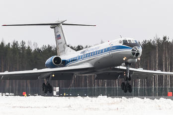 RF-90789 - Russia - Air Force Tupolev Tu-134AK