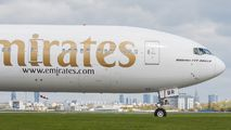 A6-EBR - Emirates Airlines Boeing 777-300ER aircraft