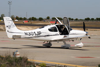 N301JP - Private Cirrus SR-22 -GTS