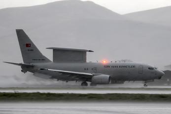 13-002 - Turkey - Air Force Boeing 737-700