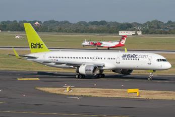 YL-BDB - Air Baltic Boeing 757-200