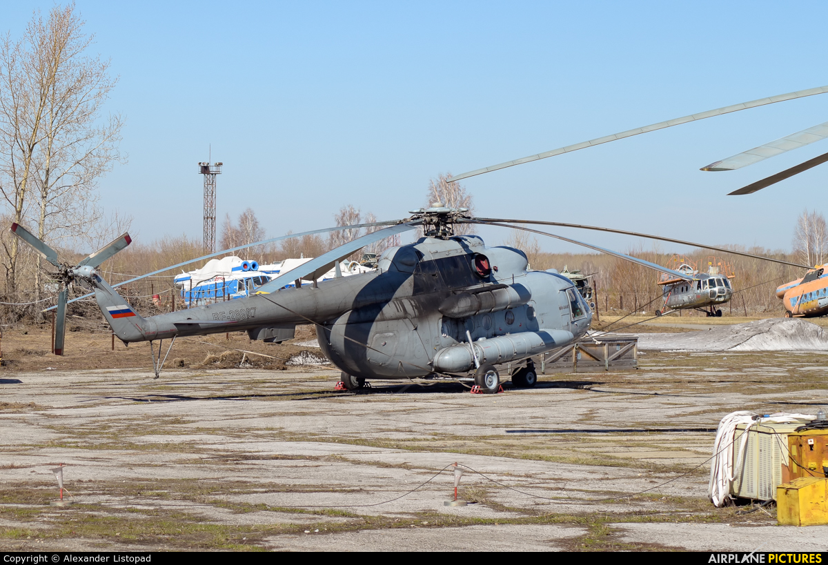 Russia - Ministry of Internal Affairs RF-28967 aircraft at Novosibirsk