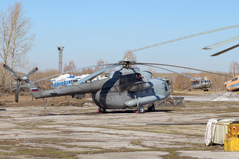 RF-28967 - Russia - Ministry of Internal Affairs Mil Mi-8AMT