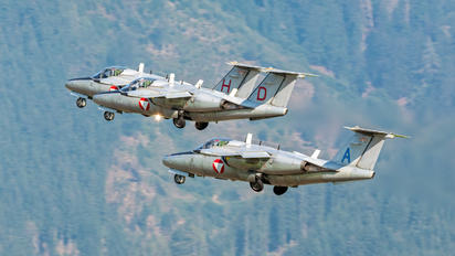 1131 - Austria - Air Force SAAB 105 OE