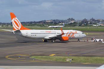 PR-GGE - GOL Transportes Aéreos  Boeing 737-800
