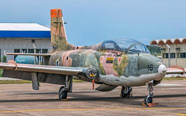 4516 - Brazil - Air Force Embraer EMB-326 AT-26 Xavante