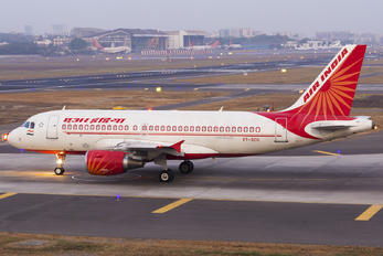 VT-SCU - Air India Airbus A319