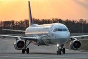 D-AIRU - Lufthansa Airbus A321 aircraft