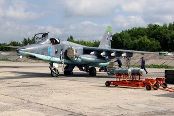 RF-95152 - Russia - Air Force Sukhoi Su-25SM