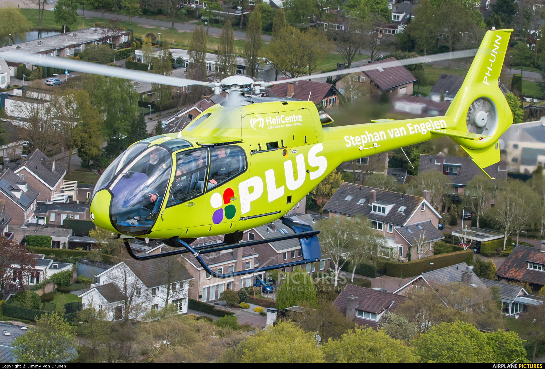 Helicentre PH-UNN aircraft at In Flight - Netherlands