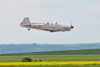 OK-DRK - Private Zlín Aircraft Z-526F
