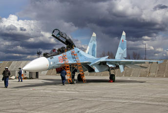 19 - Russia - Air Force Sukhoi Su-30SM