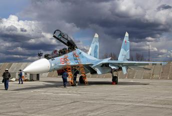 19 - Russia - Air Force Sukhoi Su-30SM