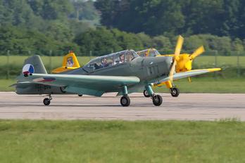 OK-DVG - Private Zlín Aircraft Z-126