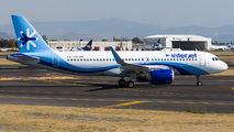 First A320neo in Interjet fleet title=