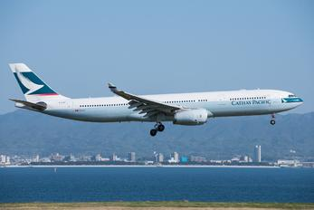 B-LBC - Cathay Pacific Airbus A330-300