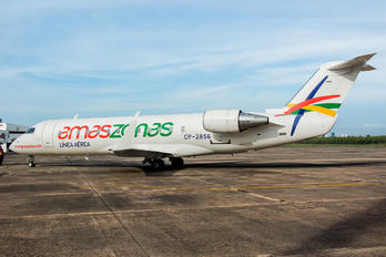 CP-2856 - Amaszonas Bombardier CRJ-200LR