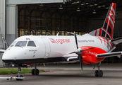 G-LGNN - Loganair SAAB 340 aircraft