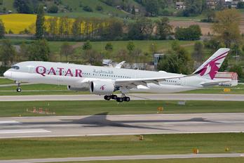 A7-ALM - Qatar Airways Airbus A350-900