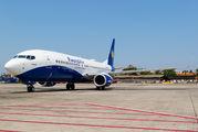 9XR-WQ - RwandAir Boeing 737-800 aircraft