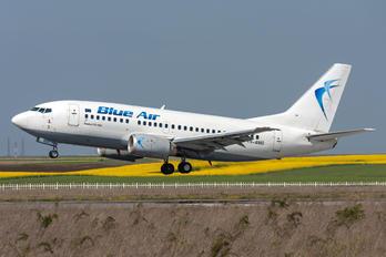 YR-AMD - Blue Air Boeing 737-500
