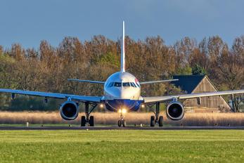 G-EUXI - British Airways Airbus A321