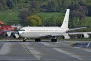 Rare visit of Israeli Air Force 707 to Kraków title=