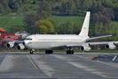 Rare visit of Israeli Air Force 707 to Kraków