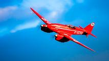 G-ACSS - The Shuttleworth Collection de Havilland DH. 88 Comet aircraft
