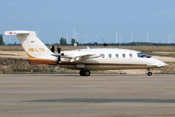 HB-LTN - Private Piaggio P.180 Avanti I & II