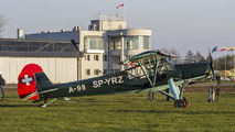 SP-YRZ - Private Fieseler Fi.156 Storch aircraft