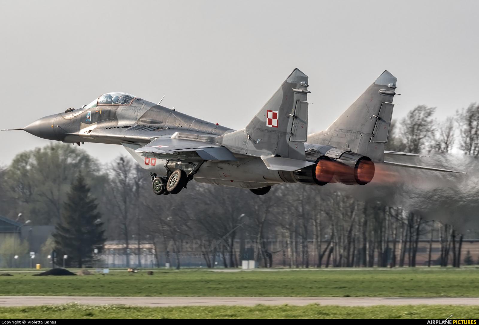Poland - Air Force 66 aircraft at Malbork
