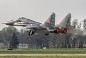 66 - Poland - Air Force Mikoyan-Gurevich MiG-29A aircraft