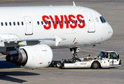 HB-IOM - Swiss Airbus A321 aircraft