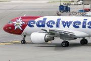 HB-IHY - Edelweiss Airbus A320 aircraft