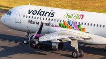 N527VL - Volaris Costa Rica Airbus A320 aircraft